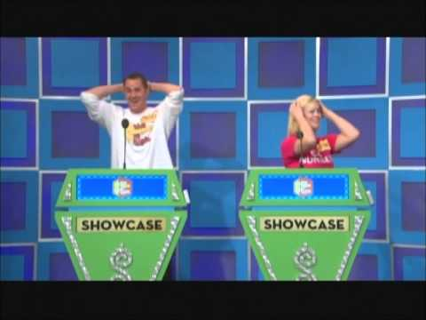 "Little Guy on ""The Price Is Right"" Showcase"