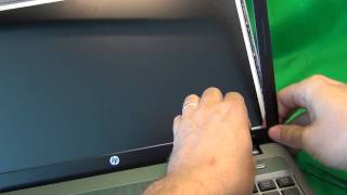 HP Probook 4540S Notebook Screen Replacement Procedure