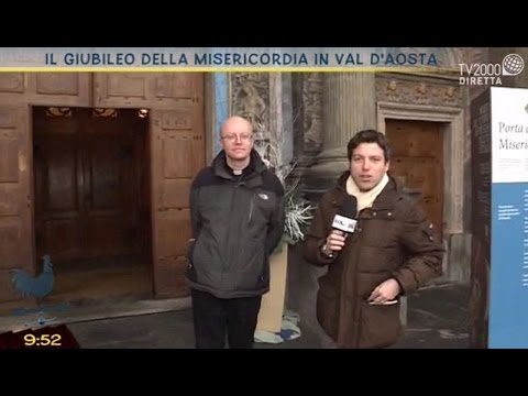 Il Giubileo della Misericordia in Valle D'Aosta