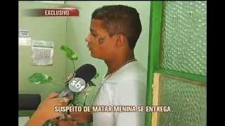 Suspeito de atirar e matar menina de seis anos em Nova Lima se apresenta a Pol�cia