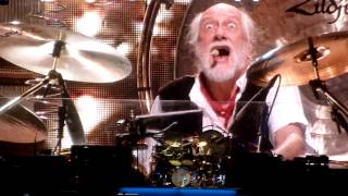 Fleetwood Mac 'World Turning' 'On With The Show Tour' Genting Arena Birmingham 4th July 2015