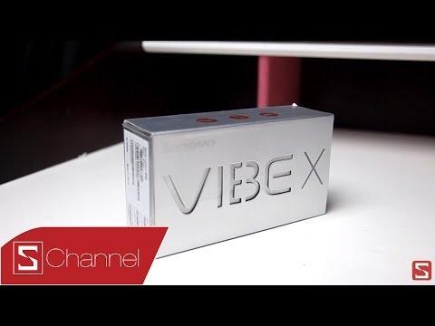 Schannel - Mở hộp Vibe X: Smartphone đầu bảng của Lenovo - CellphoneS