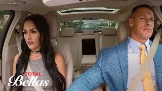 Nikki Bella's uncomfortable conversation with John Cena: Total Bellas Preview Clip, Sept. 27, 2017