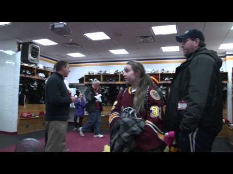 Chicago Wolves LifeSource Blood Drive 2013