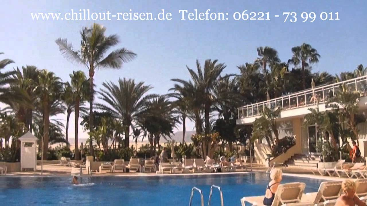 Carmen benda pr sentiert das clubhotel riu oliva beach for Riu oliva beach fuerteventura