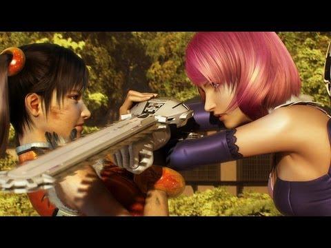 Tekken 3D Prime Edition Nintendo 3DS Trailer