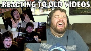 Reacting to Old Impression Videos