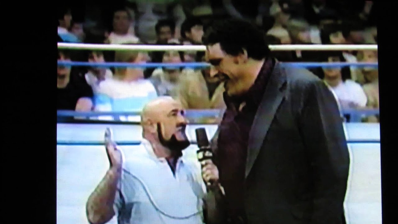 Andre The Giant Casket Funeral Pictures