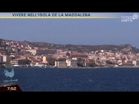 Vivere nell'isola della Maddalena