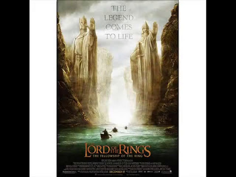 Lord Of The Rings Theme Youtube