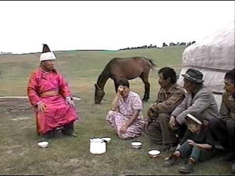 Boktu Kirish - a Tuvan epic
