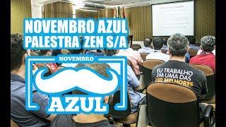 TV SINTIMMMEB SAúDE | NOVEMBRO AZUL | PALESTRA ZEN S/A