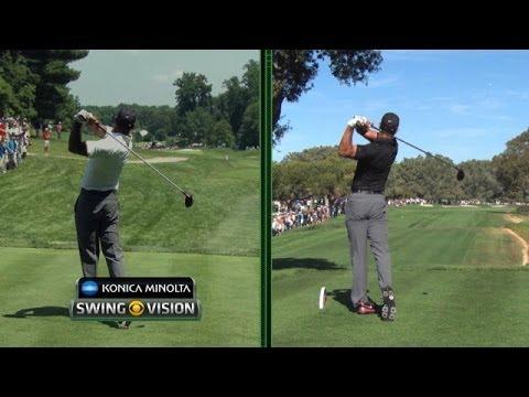 Peter Kostis breaks down the changes to Tiger Woods' swing