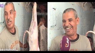 شوفو ابتسامة مواطن مغربي رغم معاناة السكن..من قلب كاريان بالدارالبيضاء في عيد الأضحى |