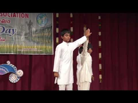 """CAA - 2017 AP Cultural Festival - Oct 14th 2017 - Item-12 """"Vandemataram"""""""