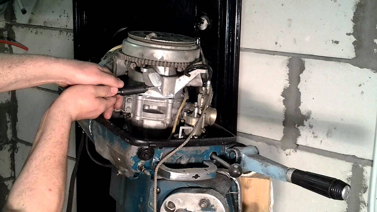 Стартер лодочного мотора своими руками 189
