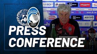 Recupero 10ª #SerieATIM | Udinese-Atalanta | La conferenza stampa di Gian Piero Gasperini