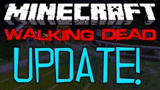 Minecraft: Important Walking Dead Update!