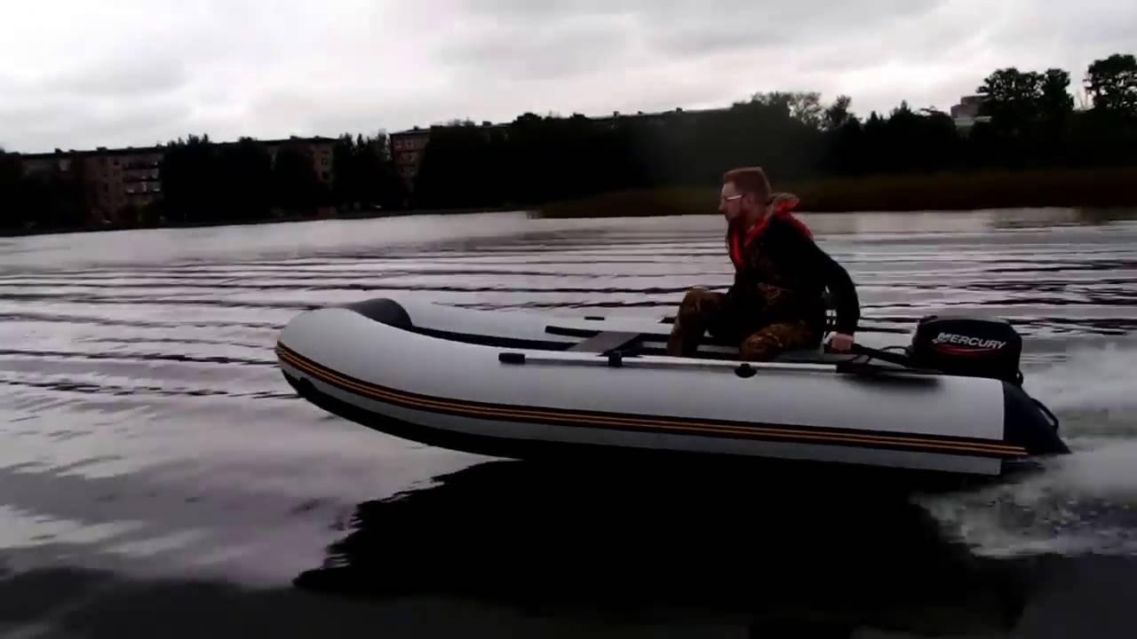 лодки пвх с надувным дном агент