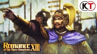 Romance of the Three Kingdoms XIII - Trailer #2