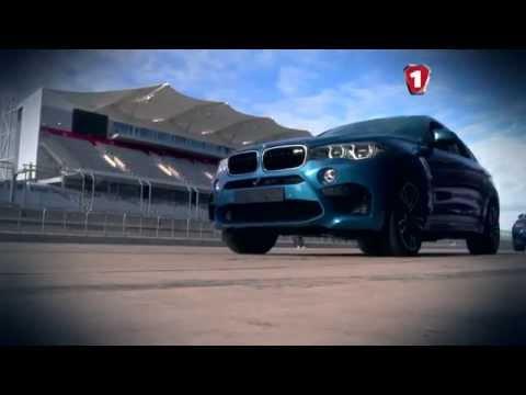 Тест  драйв BMW X6M 4.4l V8 575л.с.