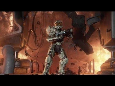 IGN Rewind Theater - Halo 4: Concept Art Analysis