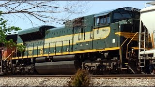 Heritage: Norfolk Southern's Erie Railroad SD70ACe #1068