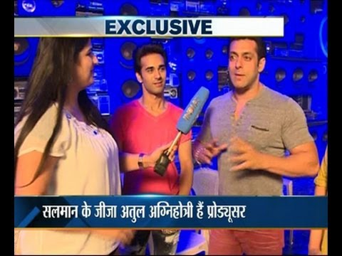 Salman Khan's exclusive interview with India TV