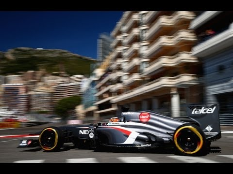 F1 2013 Monaco Qvalification