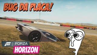 Dia De Bug Forza Horizon / Glitch Da Placa!! [BR]