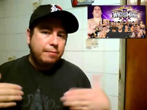 Predicciones para WWE Wrestlemania XXX