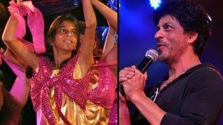 SRK's Daughter Suhana Makes Her Dance Debut!