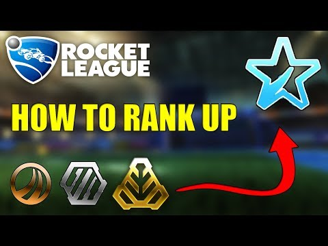Rocket League | HOW TO RANK UP (Some helpful tips for Bronze, Silver, Gold)