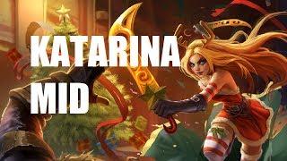 League Of Legends Slay Belle Katarina Mid Full Game