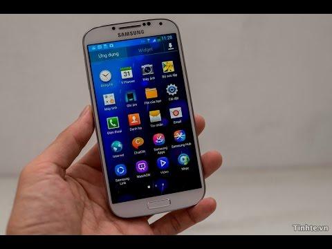 Tinhte.vn - Trên tay Samsung Galaxy S 4 Chính Hãng