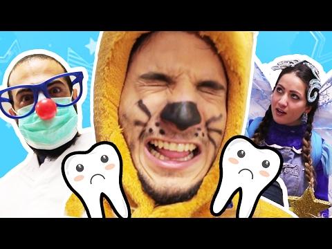 نطنط نهار وأرنوب الحبوب | دكتور الأسنان | Dentist