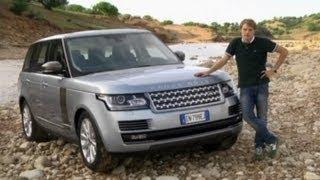 2013 Range Rover / Тест-драйв