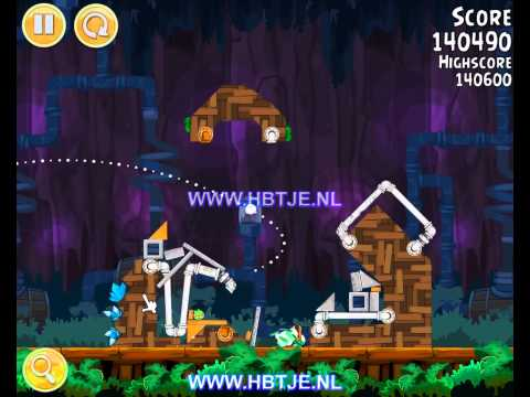 Angry Birds Short Fuse 26-11 3 stars