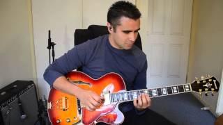 Let's Stay Together Al Green Instrumental Jazz Guitar