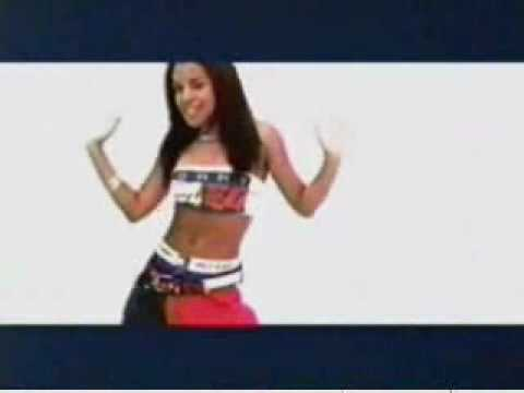 RARE Aaliyah (Tommy Hilfiger) Commercial, .