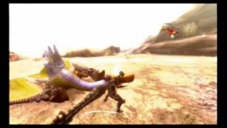 [MH3] Qurupeco One-Hit-Kill~ (Greatsword)