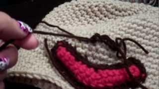 Tutorial- Crochet Dora Beanie