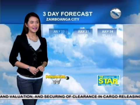 Panahon.TV | July 21,2014, 5:00AM (Part 3)