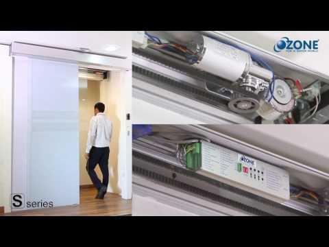 <span>Ozone S series- Premium Plus Auto Sliding Door</span>