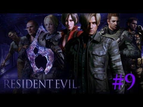 "Resident Evil 6 Leon #9 ""Katakumby"" PL"