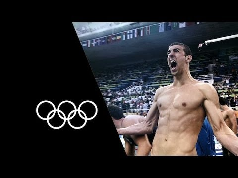 Michael Phelps - The Record Breaker | Olympic Records