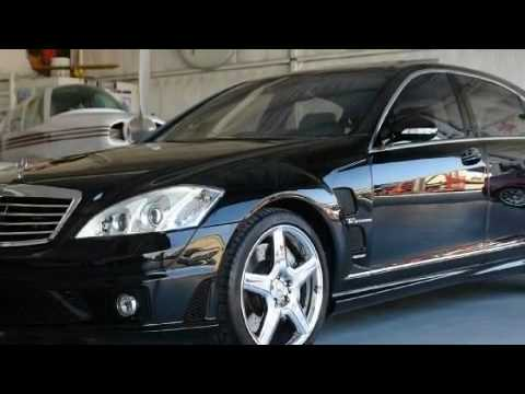 preowned 2008 mercedes benz s65 v12 amg dallas tx youtube. Black Bedroom Furniture Sets. Home Design Ideas