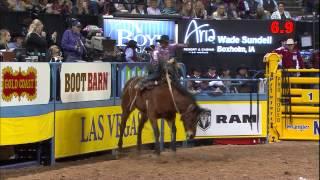 Round 9 Wrangler NFR Highlights
