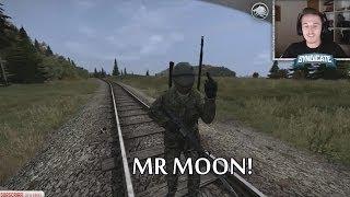 Meeting Mr Moon - (DayZ)