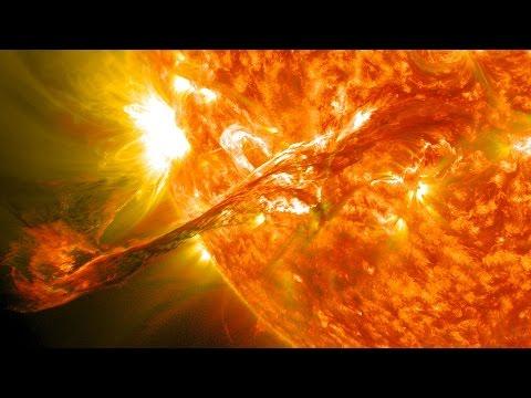 Bão Lửa Vũ Trụ P6 - Bão Mặt Trời CME